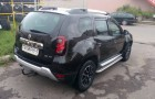 Прокат авто Renault Duster + фаркоп