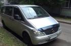 Аренда микроавтобуса Mercedes Vito