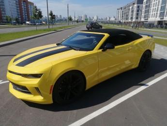 Аренда Chevrolet Camaro VI 2017