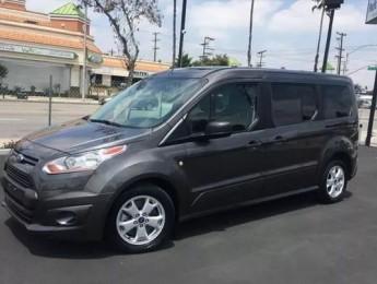 Ford Tourneo Connect в аренду