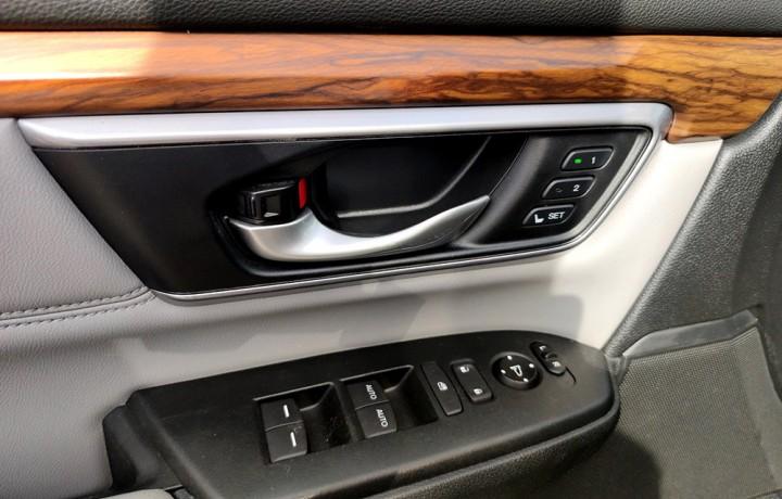 Аренда внедорожника Honda CR-V
