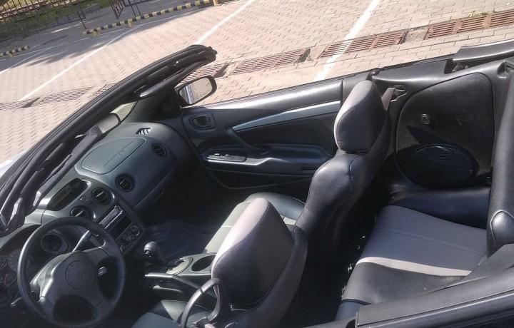 Mitsubishi Eclipse Кабриолет