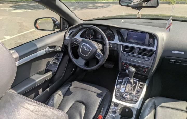 Аренда авто AUDI A5 quattro Кабриолет
