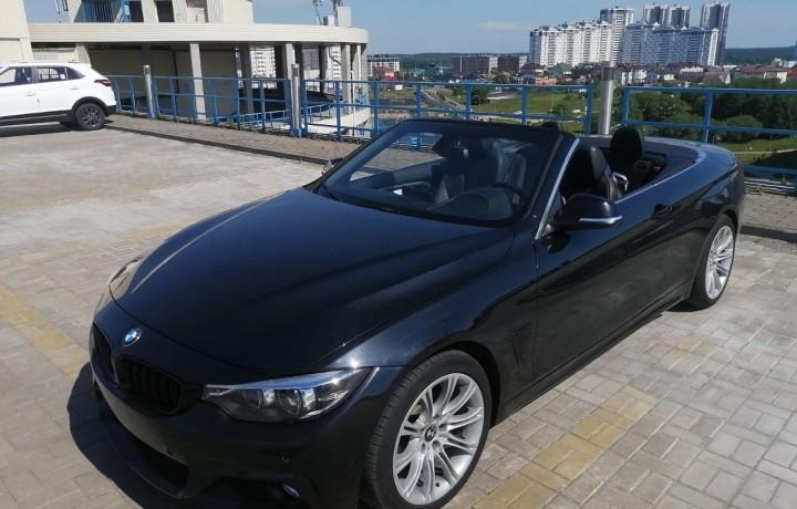 Аренда BMW 4 серия F32, F33 (Рестайлинг) 2017