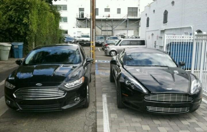 Прокат авто Ford Mondeo black