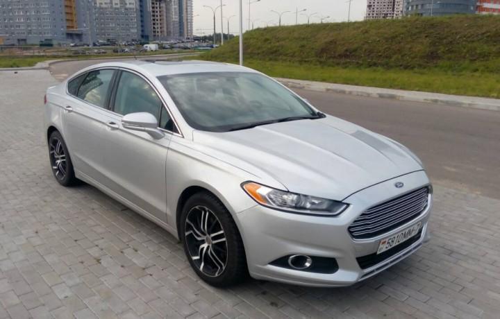 Аренда авто Ford Mondeo