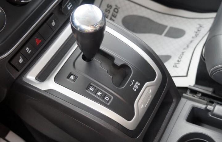 Аренда внедорожника Jeep Compass
