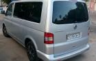Аренда микроавтобуса VW Caravella T5